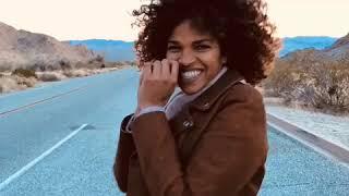 In the desert - Jackie Almeida