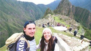 Über die Bahngleise zum Machu Picchu • Peru • Weltreise Vlog #031