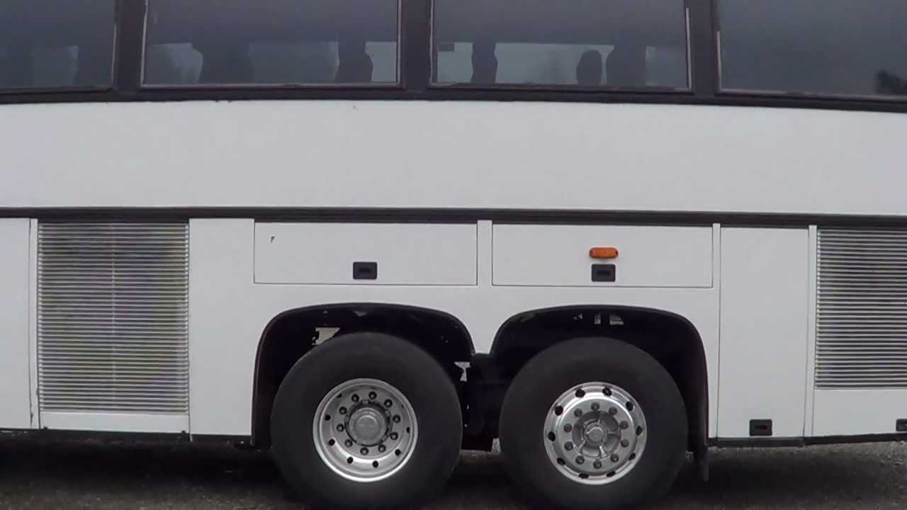 Mercedes Setra Double-Decker Coach (S 531 DT) - YouTube