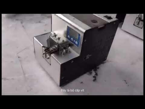 Mở hộp  tổng quan  thiết lập bộ nạp trục vít,nhà sản xuất máy rút vít   ,Tự động hóa BBA
