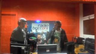 Dari Mc & Paskaman live @ Black Out (Radio Bocconi, 17-4-2012)