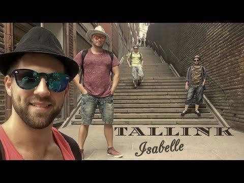 TALLINK Isabelle. Рига - Стокгольм / Riga - Stockholm.
