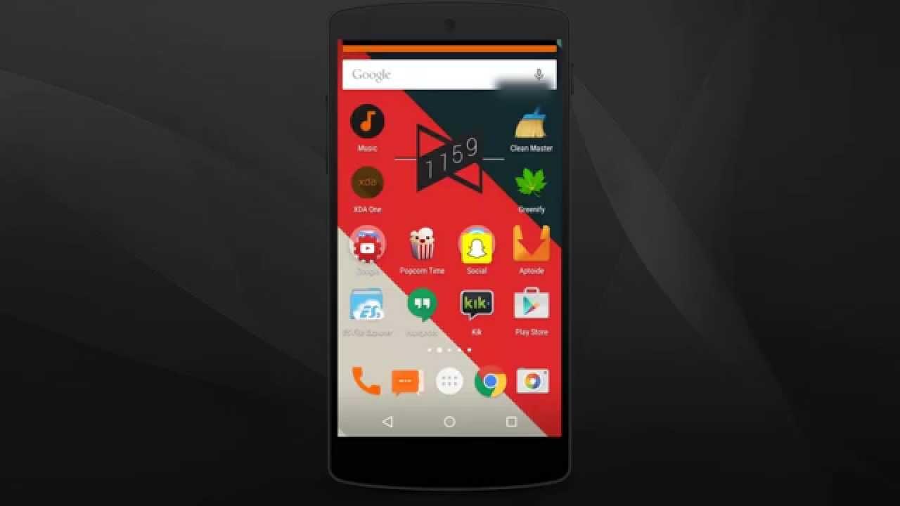 crDroid 5 0 2 - 20150124 for Nexus 5 [ROM] [LOLLIPOP]