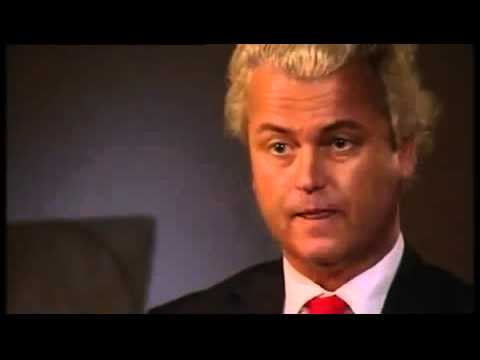 "Geert Wilders on BBC Hardtalk, 1/2 ""Islam is not our culture, should never be and will never be"""