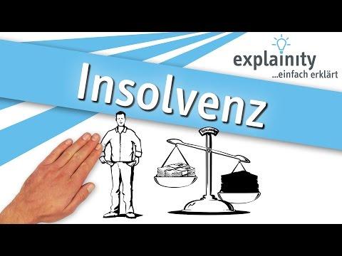 Insolvenz einfach erklärt
