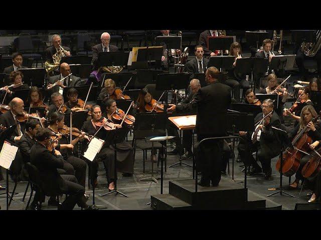 Charles Ives' From Hanover Square North - La Jolla Symphony and Chorus