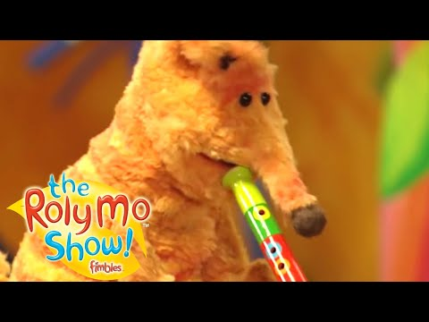 Roly Mo Show - Making Music | HD Full Episodes | Cartoons for Children | The Fimbles & Roly Mo Show