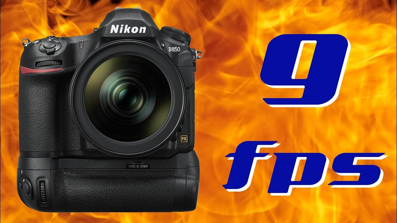 Nikon D850 Grip (MB-D18) TESTED