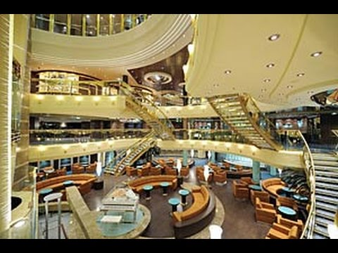 Atrium decks 5 6 7 msc cruises msc splendida balearic for Deckplan msc splendida