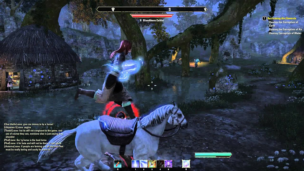 eso how to add emotes to quickslots