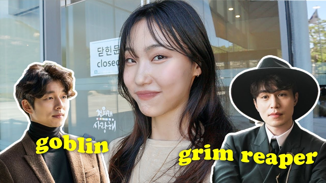 Travelling in Seoul w/ Goblin and Grim Reaper