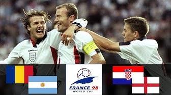 021 | Debütant gegen Geheimfavorit | Frankreich '98: Die Fußball-WM