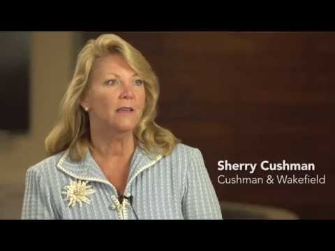 2014 Real Estate Heroine Award: Sherry Cushman