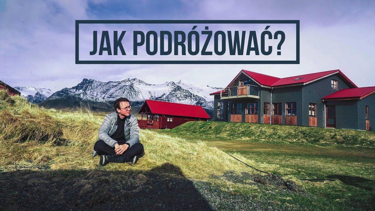 Poradnik podróżniczy Krzysztofa Gonciarza