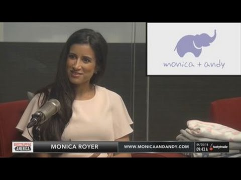 Monica Royer of Monica and Andy | Bootstrapping in America