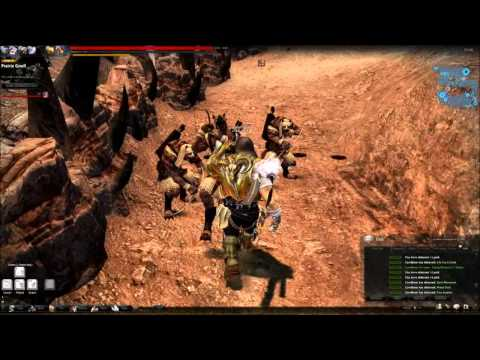 Vindictus – Level 33 Karok gameplay