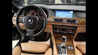 BMW 7 серия (F01/F02/F04) 2010г