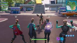 i made the SWEATIEST *OG* ghoul trooper squad...