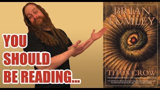 YOU SHOULD BE READING: Titus Crow Vol. 1 (1999)