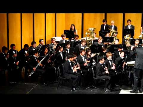 Concert Band 2010 NHS -' Where Eagles Soar' 0087