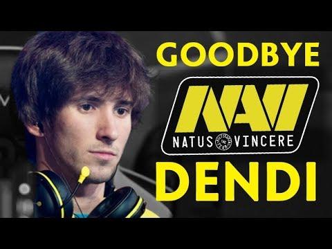 Goodbye NaVi.Dendi 2011-2018 — Tribute Movie