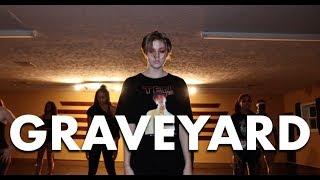 HALSEY - Graveyard | @theINstituteofDancers | Choreography Rudy Garcia