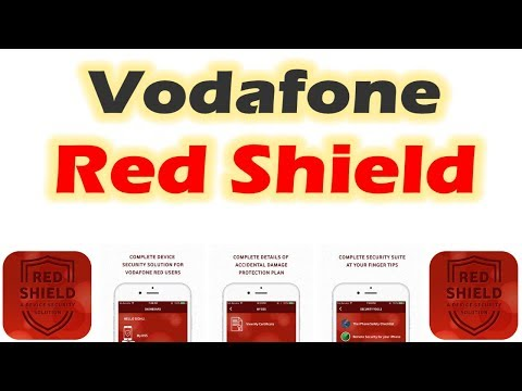 Vodafone RED Shield All Detail Information In Hindi || By TIIH