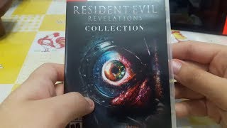 UNBOXING Resident Evil Revelations Collection (Nintendo Switch) (Español)
