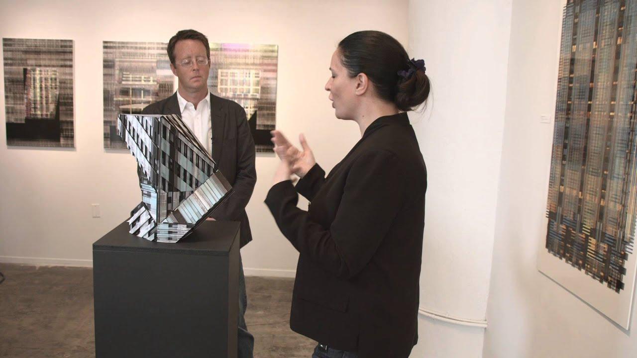 Exhibition Walk-through: 'Building Portraits'