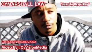 Cymarshall Law - Just To Get A Rep ( DJ PREMIER TRIBUTE VIDEO )