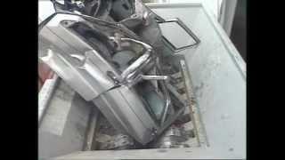Reciclagem de automóveis TPA do Brasil