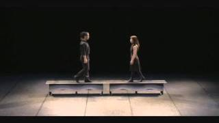 Choreographer..Masahiko Matsunaga Dancers..Mako Watanabe and Yu Yam...