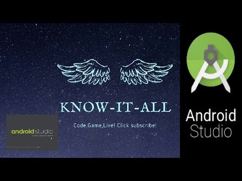 How To Download And Install Android Studio 3.0.1 On Windows 10