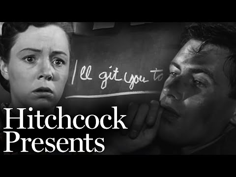 """Patricia Hitchcock In """"The Belfry"""" 