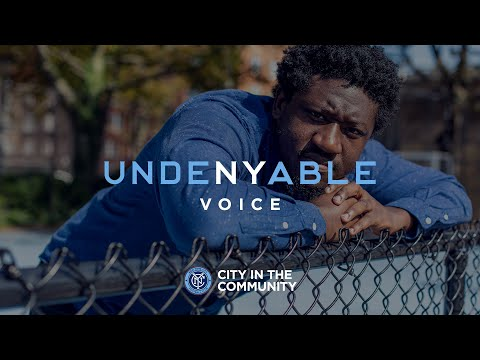 undeNYable VOICE   Kwame King Speaking Out Through Soccer for his Community in New York City
