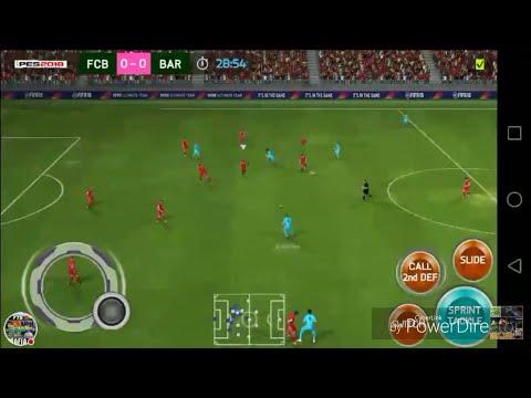 FIFA 14 Mod Pes 2018 (Link Description)