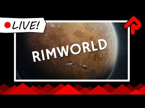 RimWorld: Anusbutt Tundra Colony! - Live Stream Sunday 18 December - 동영상