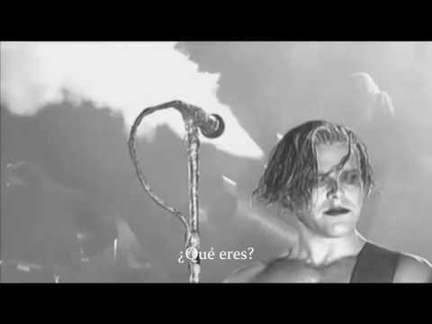 Rammstein-Tier (Subtitulado en Español) HD