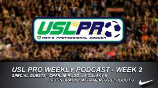 USL PRO Weekly -- March 26, 2014