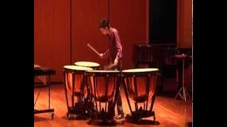 II.Moto Perpetuo (EIGHT PIECES for four timpani) - Elliott Carter