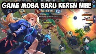 Mantep Juga Nih Game MOBA Baru! Speedy Gunfire: Striking Shot (Android)