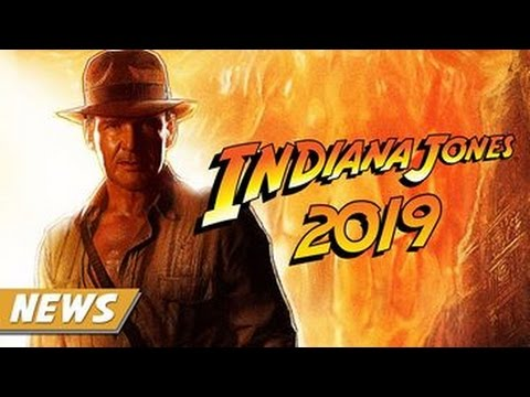 Indiana Jones 5 OFFICIALLY ANNOUNCED, and MORE!