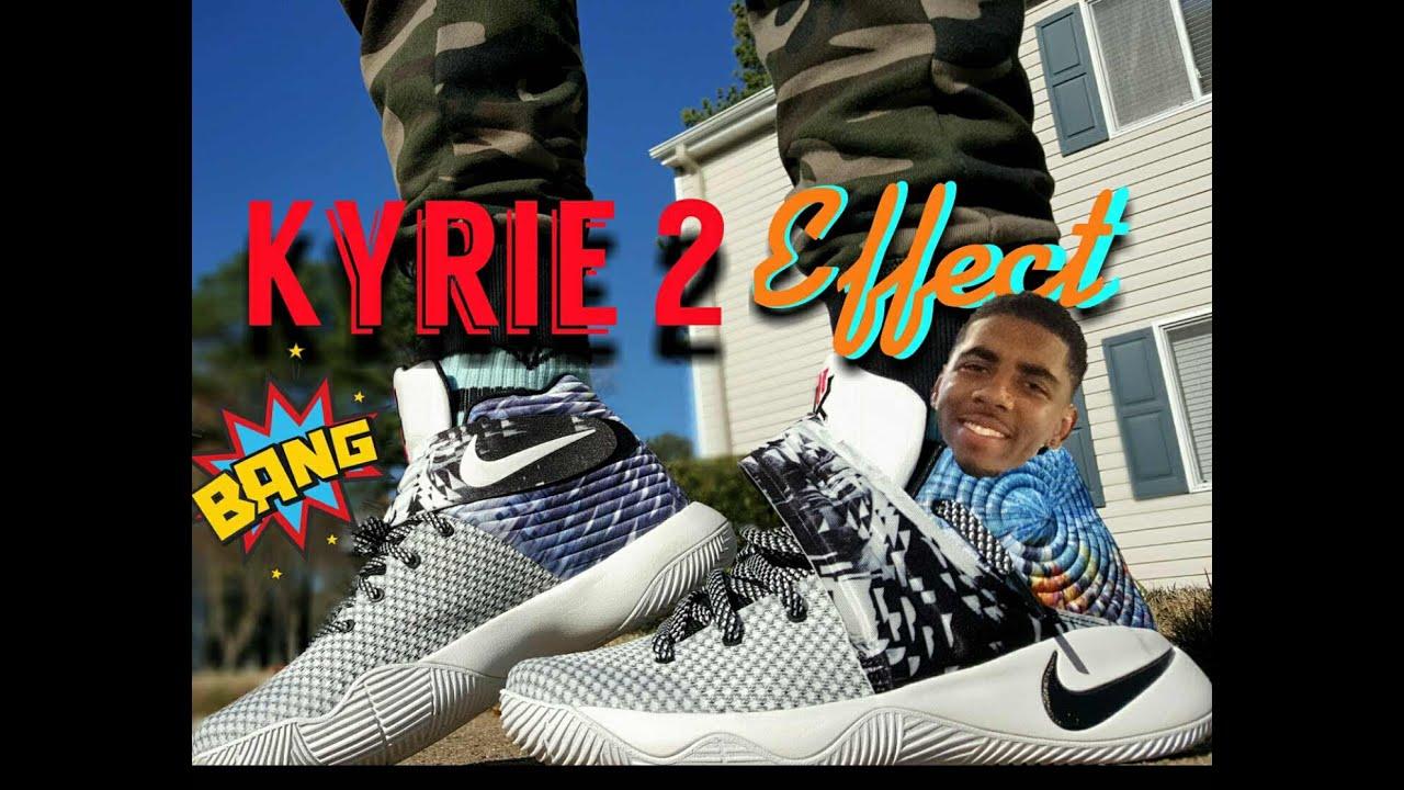 Nike Kyrie 2 On Feet