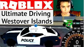 Roblox Ultimate Driving Westover isole con Robert-Andre! -Gameplay e Livestream