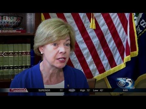 WFRV: Senator Tammy Baldwin says health care is being sabotaged