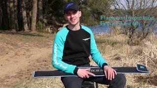 Flagman Inspiration Feeder 3.6 м 60г Огляд фідерного вудилища РОЗПАКУВАННЯ !!!