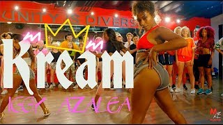 Iggy Azalea Kream Ft Tyga Choreography By Athebrooklynjai