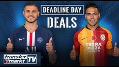 Icardi, Falcao und Co.: Die letzten Transfers am Deadline Day | TRANSFERMARKT
