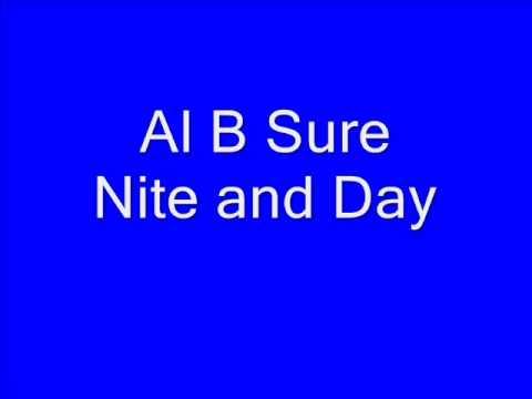 Al B Sure Nite and Day