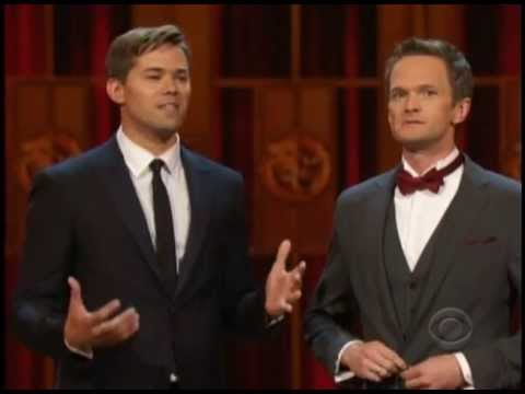 Neil Patrick Harris and cancelled TV shows at 2013 Tony Awards